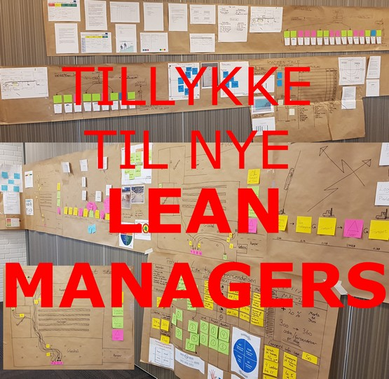 Lean Manager Uddannelse Green Belt Eksamen